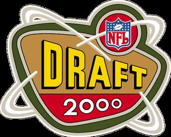2000 NFL draft logo