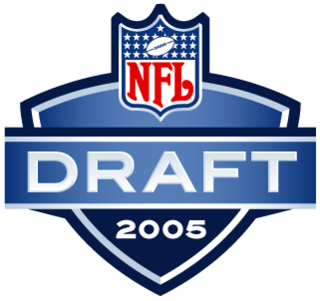 2005 NFL Draft 70th annual meeting of National Football League franchises to select newly eligible players