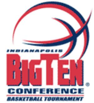 2006 Big Ten Conference Men's Basketball Tournament - 2006 Tournament logo