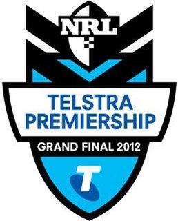 2012 NRL Grand Final