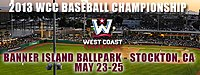 2013 West Coast Conference Baseball Tournament.jpg