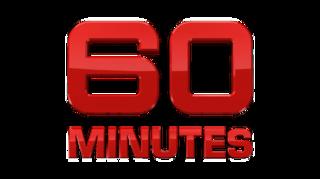 <i>60 Minutes</i> (Australian TV program) an Australian version of the U.S. television newsmagazine show 60 Minutes