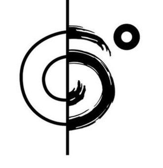 Six Degrees Records - Image: 6 deg.swirl