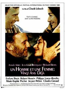 <i>A Man and a Woman: 20 Years Later</i> 1986 film by Claude Lelouch