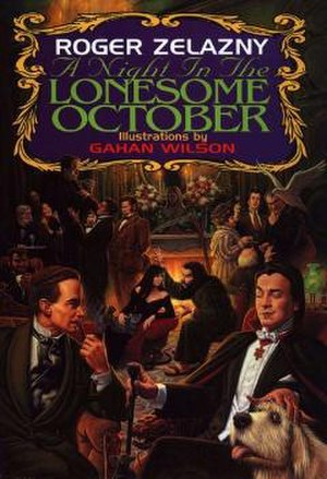 A Night in the Lonesome October - First edition (hardcover)