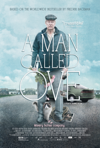 A Man Called Ove - Film poster