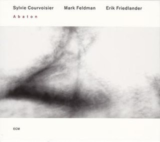 <i>Abaton</i> (album) 2003 studio album by Sylvie Courvoisier