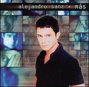 Más (album) - Image: Alejandro Sanz Más cover