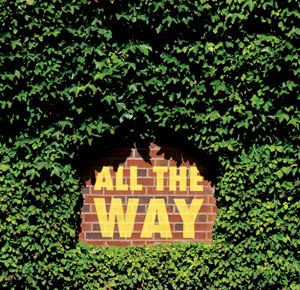 All the Way (Eddie Vedder song) - Image: All The Way single cover
