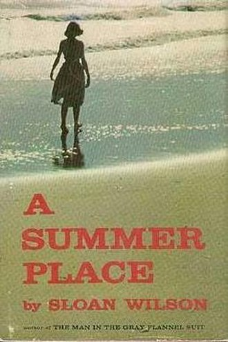A Summer Place - First edition