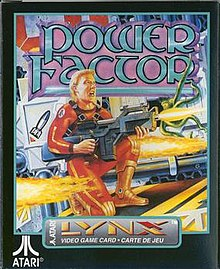 Power Factor (video game) - Wikipedia