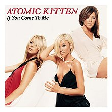 Atomic Kitten — If You Come to Me (studio acapella)