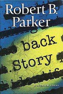 <i>Back Story</i> (novel)