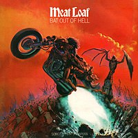 Bat out of Hell cover