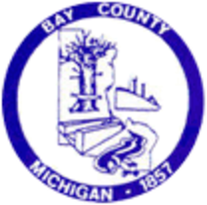 Bay County, Michigan - Image: Bay County mi seal