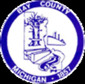Bay County, Michigan - Image: Bay County mi seal