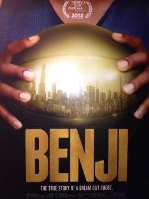 Benji (2012 film) - Image: Benji film poster