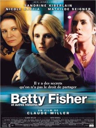 Alias Betty - Film poster