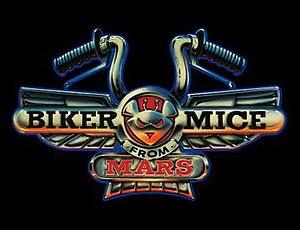 Biker Mice from Mars - Image: Biker Mice from Mars logo
