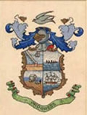 History of Blackpool F.C. (1887–1962) - Blackpool adopted this crest in 1923.