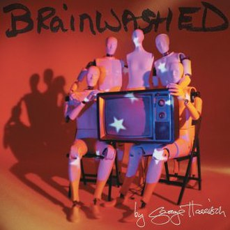 Brainwashed (George Harrison album) - Image: Brainwashed harrison