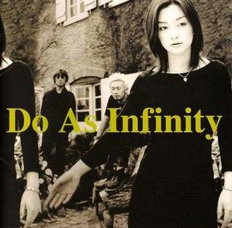 Break of Dawn (Do As Infinity album) - Image: Break Of Dawn Cover