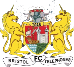 Bristol Telephones F.C. - Image: Bristol Telephones F.C. badge