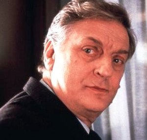 Bruno Cremer - Cremer as Jules Maigret in the 1991 TV series