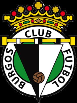 Burgos CF (I) - Image: Burgos CF escudo
