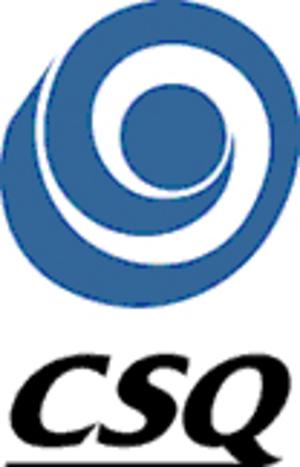 Centrale des syndicats du Québec - Image: CSQ logo