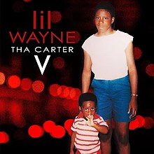 Image result for tha carter v album cover