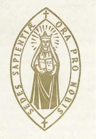 Catholic University of Ireland - Seal