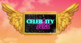 Celebrity Juice - Celebrity Juice title card (2017—)