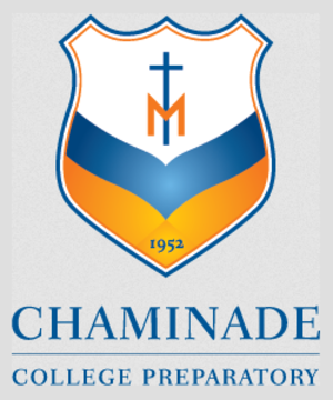 Chaminade College Preparatory School (California) - Image: Chaminade College Preparatory Emblem