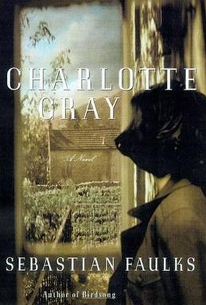 Charlotte Gray (novel) - First edition cover