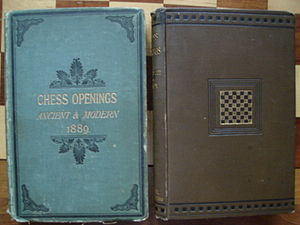 Charles Ranken - Chess Openings Ancient and Modern, first (1889) and third (1896) editions