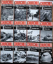 The second world war book series wikipedia 1960s paperback edition in 12 volumes shared some titles with the first edition but for different portions of the work the second world war fandeluxe Gallery
