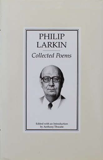 Collected Poems (Larkin) - Image: Collected Poems (Larkin)