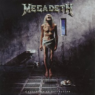 Countdown to Extinction - Image: Countdown album cover