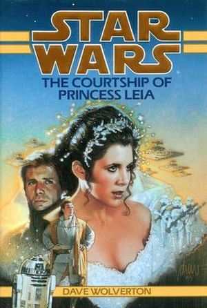 The Courtship of Princess Leia - Image: Courship Leia