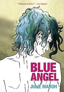 French graphic novel by Julie Maroh