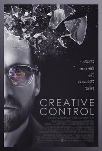 Creative Control (film) - Theatrical release poster
