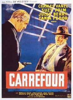 <i>Crossroads</i> (1938 film) 1938 film by Curtis Bernhardt