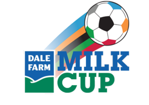 SuperCupNI - Logo used when the tournament was known as the Dale Farm Milk Cup.
