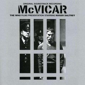 McVicar (album) - Image: Daltrey Mc Vicar