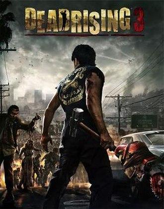 Dead Rising 3 - Image: Dead Rising 3 Cover Art