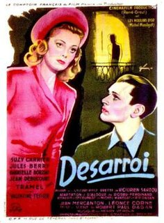 <i>Distress</i> (1946 film) 1946 French drama film directed by Robert-Paul Dagan