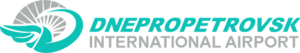 Dnipropetrovsk International Airport - Image: Dnepropetrovsk International Airport logo