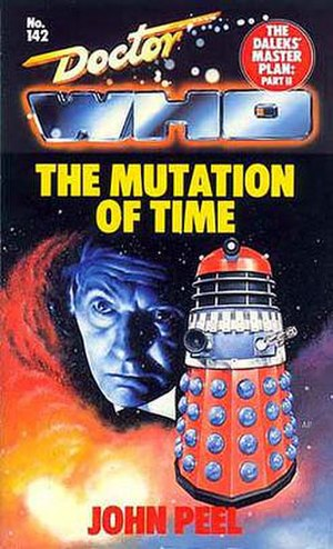 The Daleks' Master Plan - Image: Doctor Who The Mutation of Time