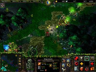 Dota 2 - Defense of the Ancients, the original mod from Warcraft III that Dota 2 was created as a successor to